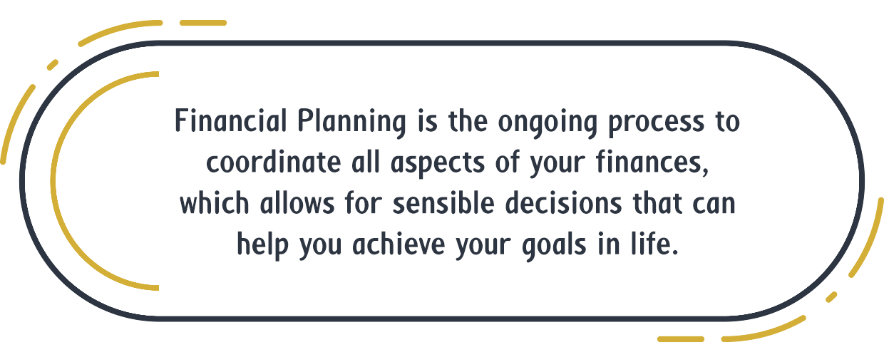 financial planning description